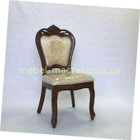 Ореховый стул 8041 с короной, Даминг