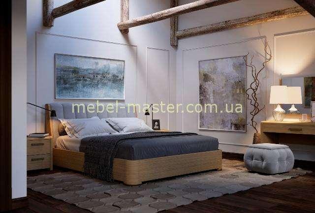 Деревянная мебель для спальни Адель из массива, Бучинский