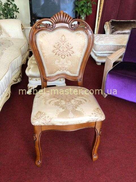 Недорогой стул классический 8041 в цвете орех, Даминг