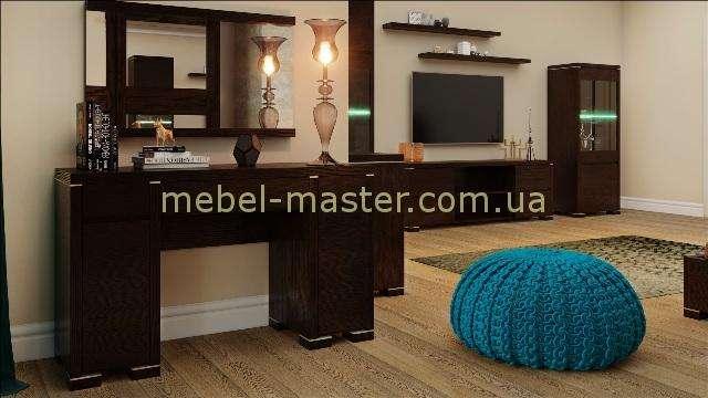 Стол туалетный Амина в стиле модерн из массива натурального дерева, Бучинский