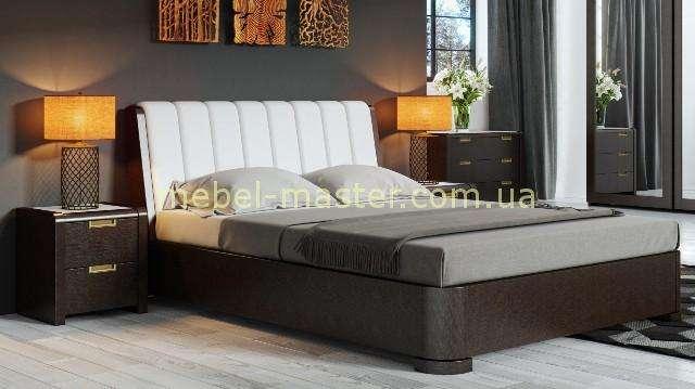 Коричневая деревянная спальня Адель, Бучинский