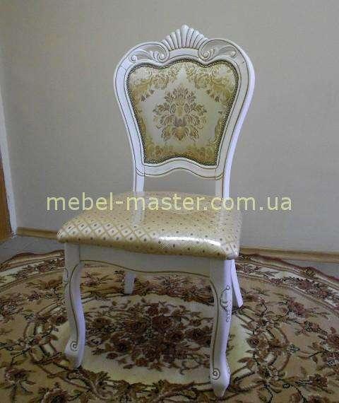 белій классический стул 8041, Даминг