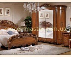 Комплект мебели для спальни Алегро, Слониммебель