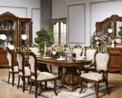 Темная мебель для столовой Париж, Китай