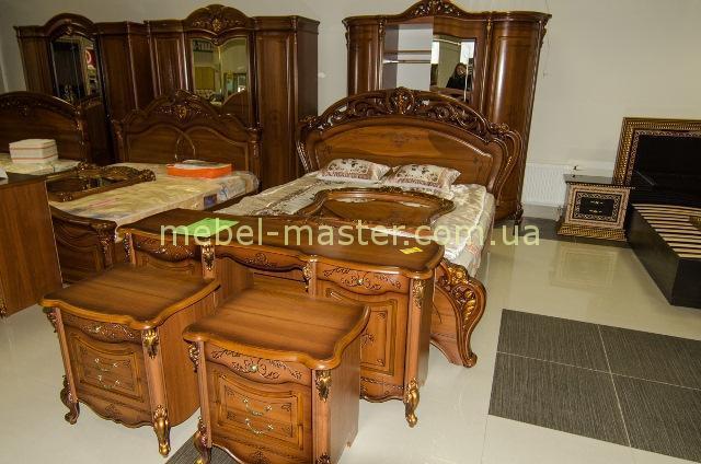 Комплект классической мебели для спальни Алегро, Слониммебель