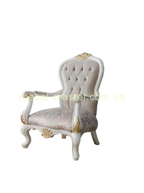 Мягкое кресло -трон Мария. Мягкая мебель в гостиную