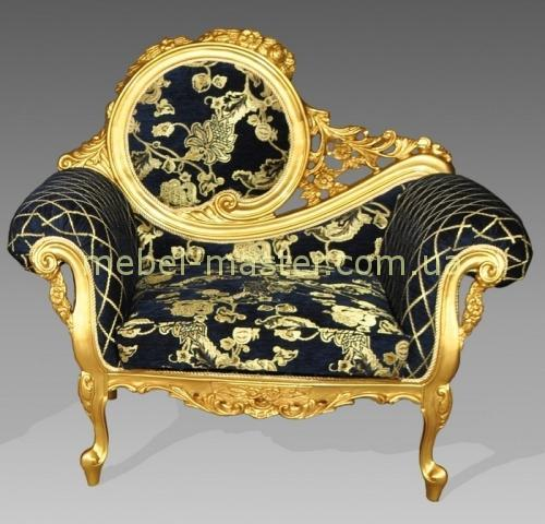 Золотое резное кресло Жозефина, Курьер