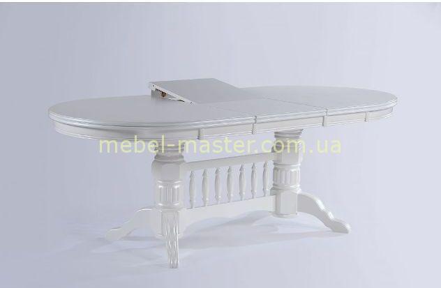 Овальный белый стол Бернар, Малайзия