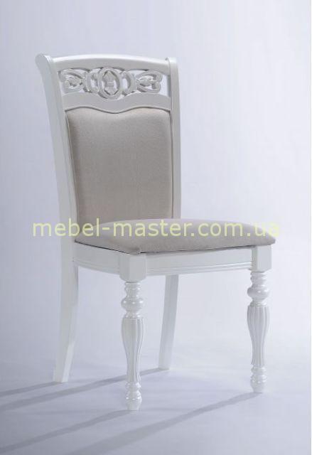 Белый стул обеденный  Mery AC3361SC