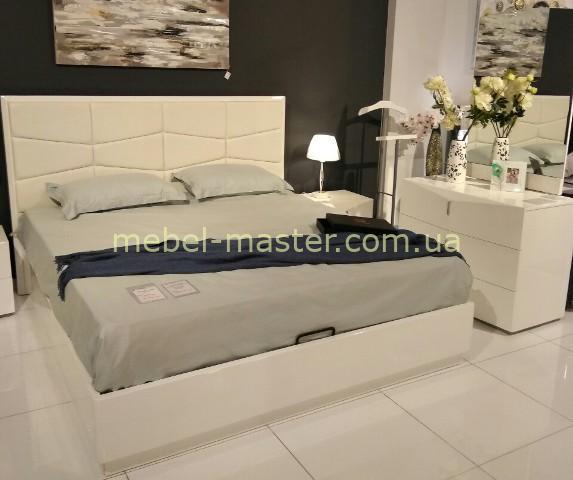 Белая мебель для спальни Сиена в стиле модерн, ТОП Мебель