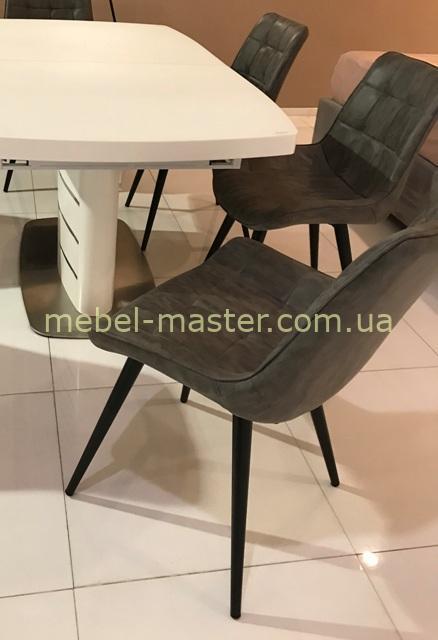 МЯгкий стул на четырех ногах Купер DC-83020. ТОП мебель
