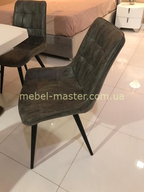 Тканевый стул Купер DC-83020 в коричневом стиле. ТОП Мебель